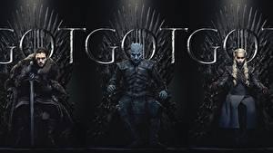 Hintergrundbilder Game of Thrones Sitzend Drei 3 8 Film