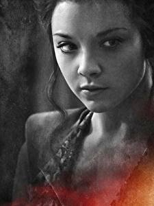 Pictures Game of Thrones Natalie Dormer Closeup Face Margery Tyrell film Celebrities Girls