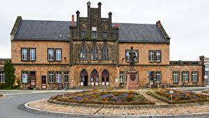 Fotos Deutschland Haus Denkmal Quedlinburg