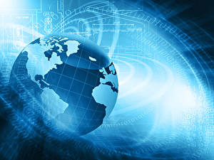 Images Globe 3D Graphics