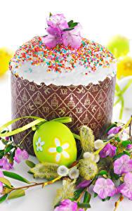 Hintergrundbilder Feiertage Ostern Kulitsch Ei Ast Design Lebensmittel