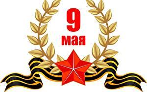 Hintergrundbilder Feiertage Tag des Sieges 9 Mai Vektorgrafik Russischer