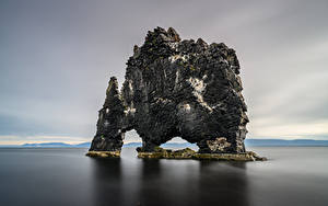 Bilder Island Meer Felsen