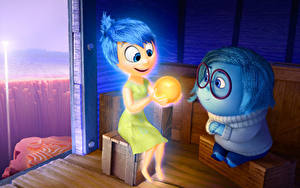 Pictures Inside Out (2015 film) Eyeglasses