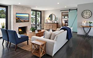Hintergrundbilder Innenarchitektur Uhr Design Wohnzimmer Couch Sessel