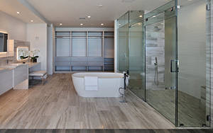 Photo Interior Design Bathroom