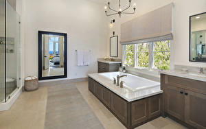 Bilder Innenarchitektur Design Badezimmer Fenster