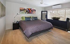 Hintergrundbilder Innenarchitektur Design Schlafzimmer Bett