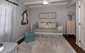 Picture Interior Design Bedroom Bed Carpet