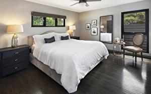 Bilder Innenarchitektur Design Schlafzimmer Bett Stühle Lampe