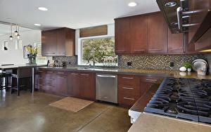 Desktop hintergrundbilder Innenarchitektur Design Küche