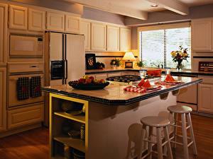 Hintergrundbilder Innenarchitektur Design Küche Tisch