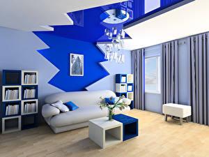 Bilder Innenarchitektur Design Couch Wohnzimmer