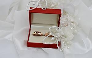 Bilder Schmuck Schachtel Schmuck Ring Gold Farbe Heirat