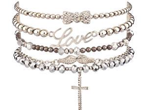 Hintergrundbilder Schmuck Halskette Weißer hintergrund Englischer