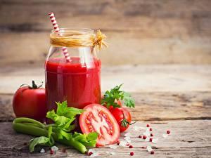 Hintergrundbilder Saft Tomate Weckglas Lebensmittel