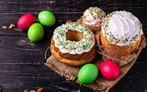 Bilder Kulitsch Ostern Zuckerguss Ei