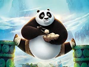 Hintergrundbilder Kung Fu Panda Pandas Bären Tiere