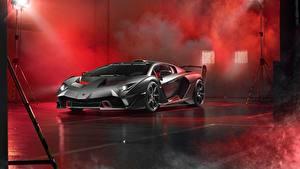 Bilder Lamborghini Karbon 2018 Aventador SC18 Alston Autos