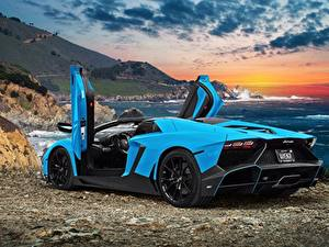 Bilder Lamborghini Aventador LP720-4 50 Anniversario
