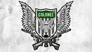 Bilder Logo Emblem Suicide Squad 2016 Tätowierung Rick Flag Film