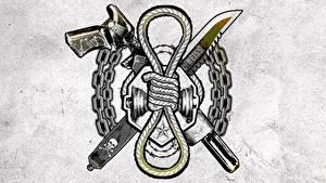 Hintergrundbilder Logo Emblem Suicide Squad 2016 Tätowierung Slipknot Film