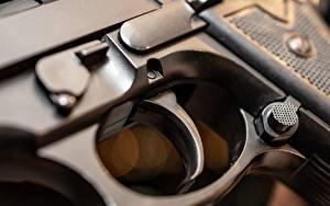 Hintergrundbilder Makrofotografie Hautnah Pistolen Militär