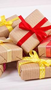 Bilder Viel Geschenke Schleife