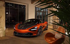 Bilder McLaren Orange Metallisch 2020-21 TopCar 720S Fury Autos