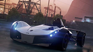 Picture Need for Speed Front Most Wanted 2012 BAC Mono Games Cars
