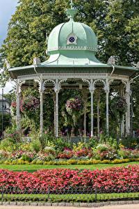 Fotos Norwegen Park Strauch Design Bergen