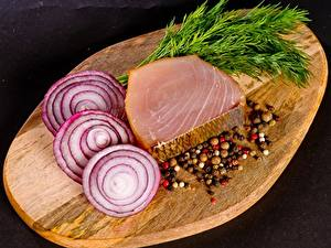 Picture Onion Seasoning Fish - Food Dill Cutting board Sliced food Food