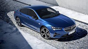 Fotos Opel Blau 2020 Insignia Grand Sport