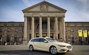 Fotos Opel Taxi - Autos Metallisch 2017-18 Insignia Sports Tourer Taxi Autos