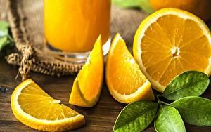 Hintergrundbilder Apfelsine Großansicht Blattwerk Lebensmittel