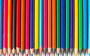Bilder Bleistifte Mehrfarbige