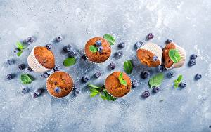 Bilder Keks Heidelbeeren