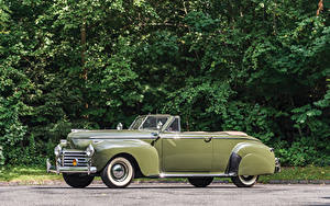 Pictures Vintage Chrysler Cabriolet Metallic 1941 New Yorker Convertible Coupe auto