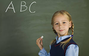 Hintergrundbilder Schule Kleine Mädchen Hand kind