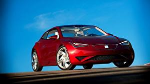 Pictures Seat Red 2010 IBE Paris Concept