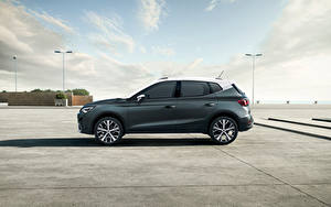 Wallpaper Seat Crossover Side Arona Xperience, Worldwide, 2021 auto