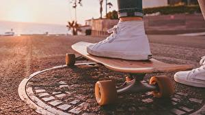 Hintergrundbilder Skateboard Großansicht Plimsoll Schuh