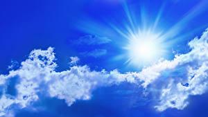 Fotos Himmel Wolke Sonne Natur