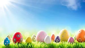 Desktop hintergrundbilder Himmel Vorlage Grußkarte Ei