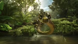 Fotos Schlangen A Turtle's Tale: Sammy's Adventures 3D-Grafik