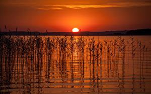Fotos Sonnenaufgänge und Sonnenuntergänge Sonne