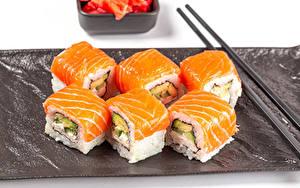 Image Sushi Fish - Food Chopsticks Food