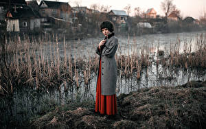 Fotos Sumpf Dorf junge Frauen