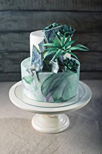 Bilder Süßware Torte Design