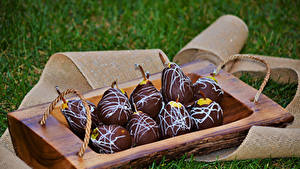 Photo Sweets Pears Chocolate